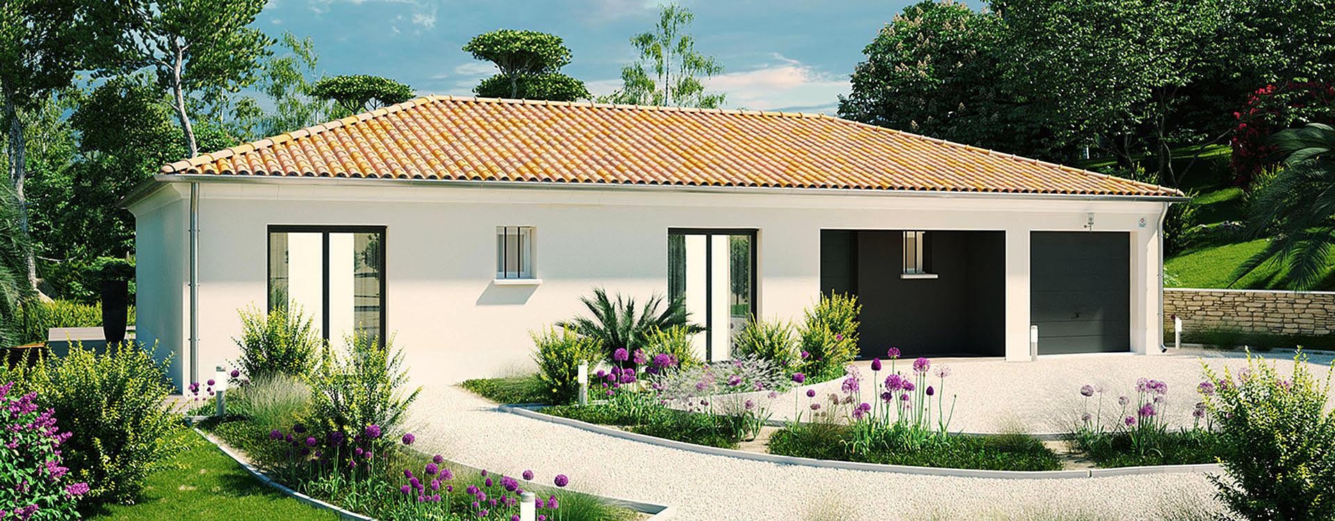 Maisons du constructeur MAISONS PIERRE PUISEUX PONTOISE • 115 m² • VAUREAL