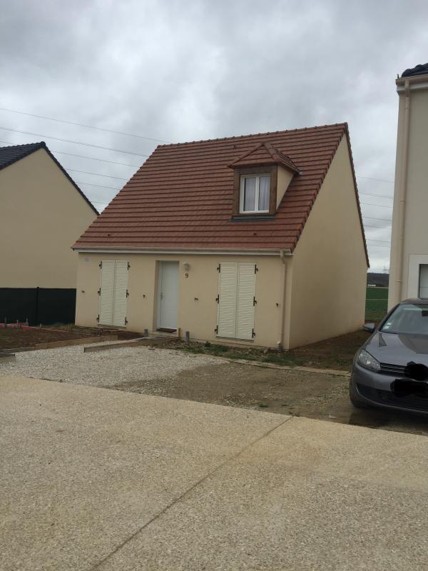 Maisons du constructeur MAISONS PIERRE MONTEVRAIN • 82 m² • COUPVRAY