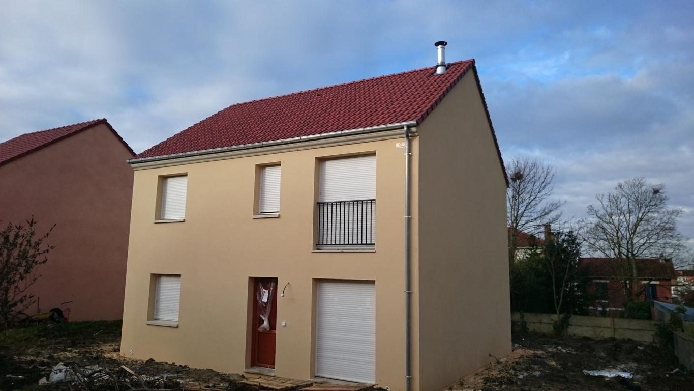 Maisons du constructeur MAISONS PIERRE MONTEVRAIN • 95 m² • MONTRY