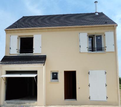 Maisons du constructeur MAISONS PIERRE MONTEVRAIN • 104 m² • CROISSY BEAUBOURG