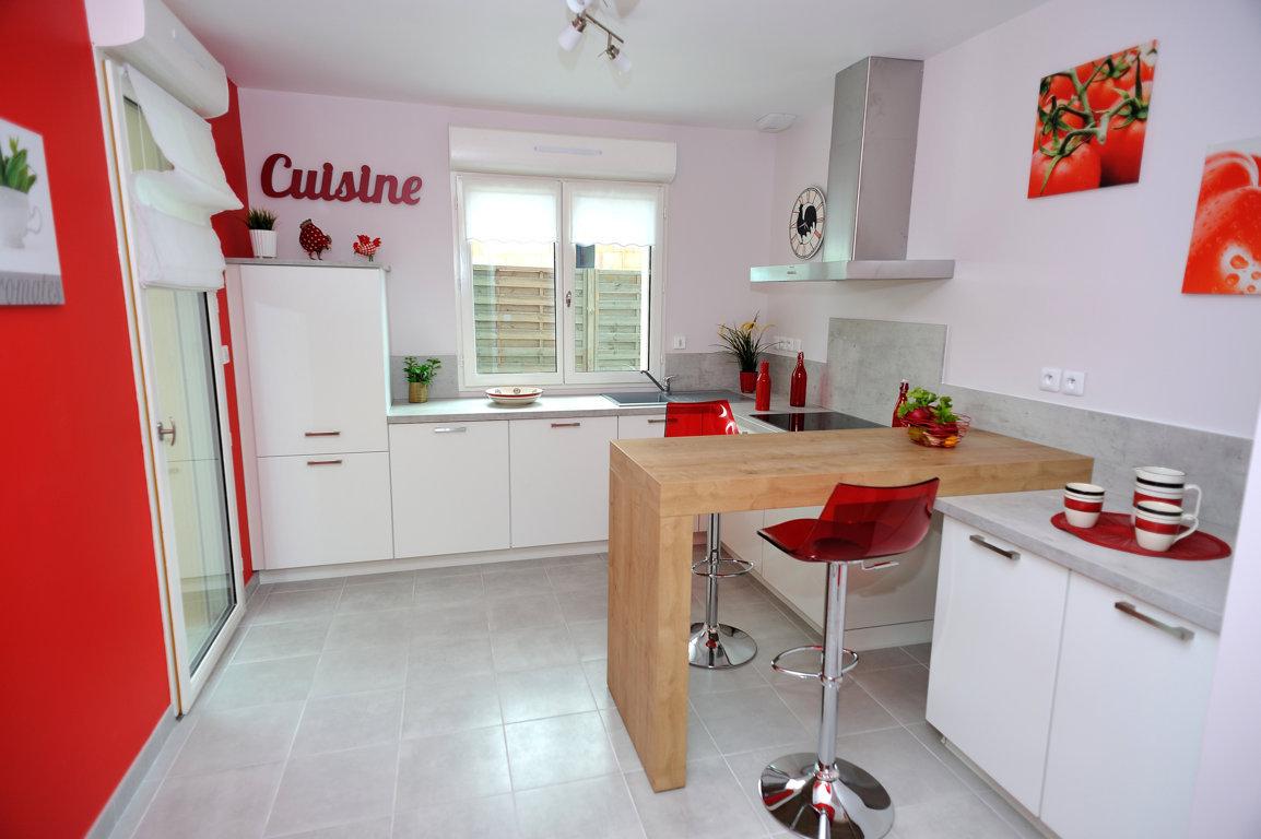 Maisons du constructeur MAISONS PIERRE NANTES NORD • 93 m² • CLISSON