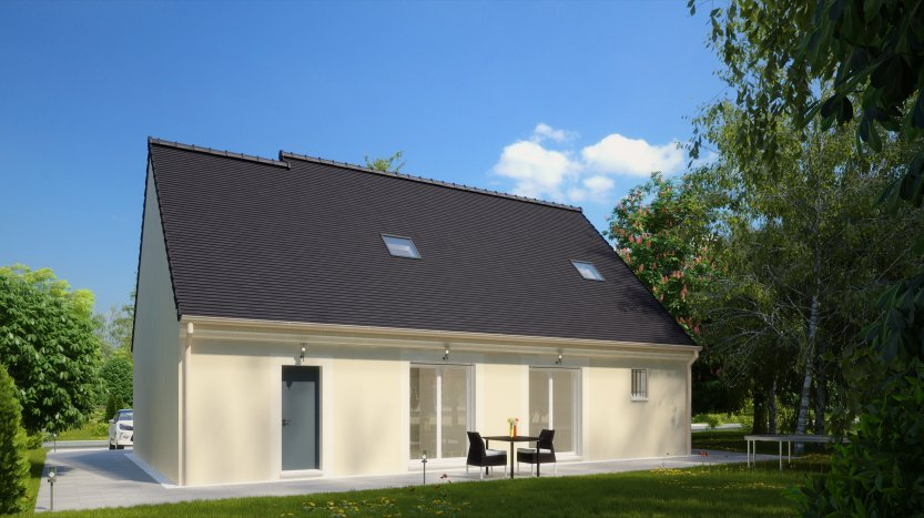 Maisons du constructeur MAISONS PIERRE NANTES NORD • 101 m² • LA TURBALLE