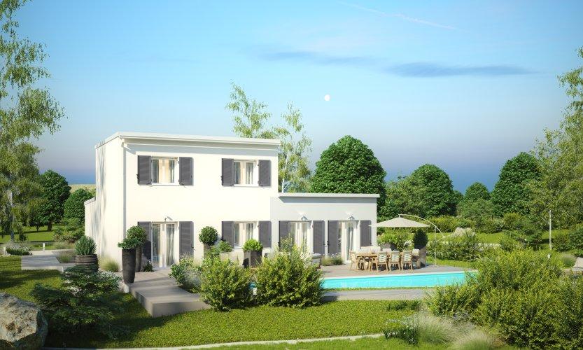 Maisons du constructeur MAISONS PIERRE • 129 m² • SAINT VIAUD