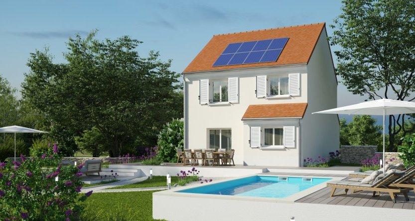 Maisons du constructeur MAISONS PIERRE BELLE EPINE • 90 m² • MELUN