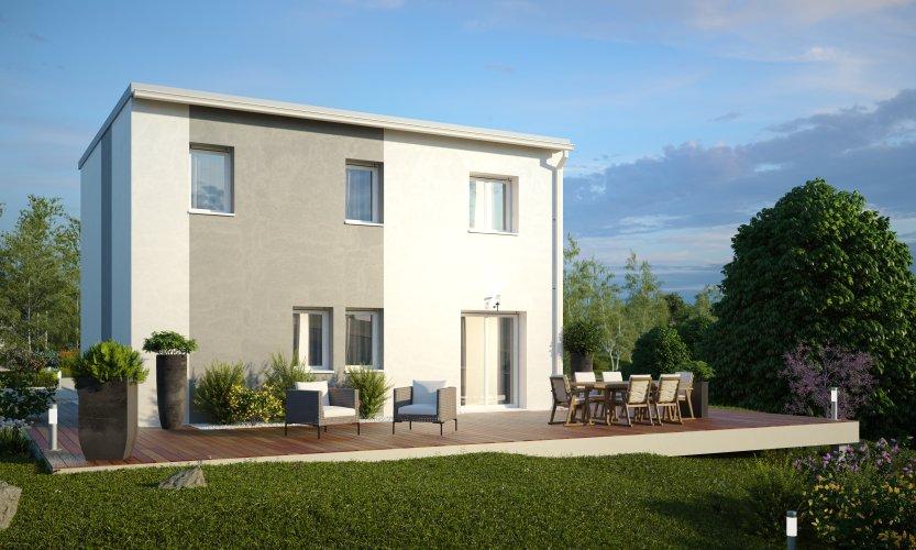 Maisons du constructeur MAISONS PIERRE BELLE EPINE • 110 m² • VILLECRESNES