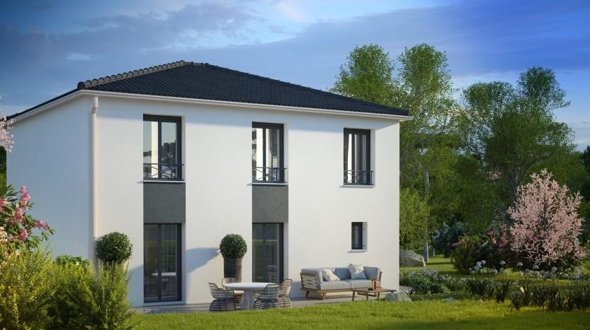 Maisons du constructeur MAISONS PIERRE • 126 m² • PUSSAY