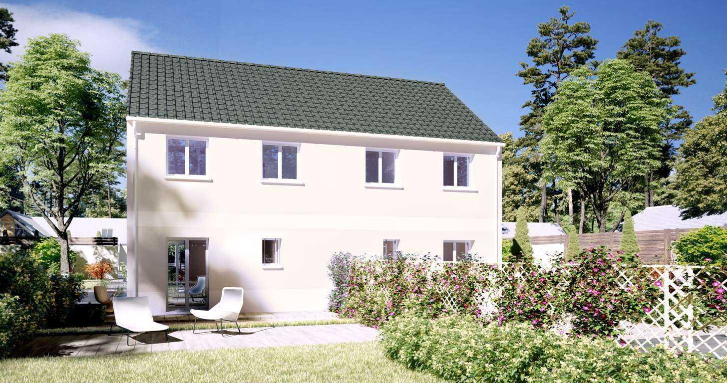 Maisons du constructeur MAISONS PIERRE • 156 m² • VILLIERS SUR ORGE