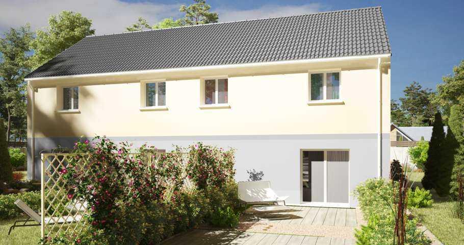 Maisons du constructeur MAISONS PIERRE • 227 m² • VILLIERS SUR ORGE