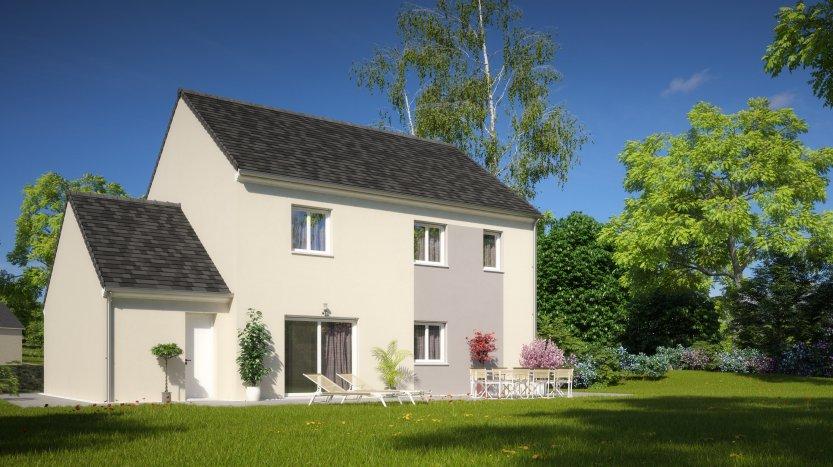 Maisons du constructeur MAISONS PIERRE • 133 m² • MENNECY