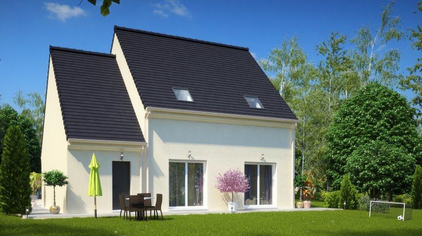 Maisons du constructeur MAISONS PIERRE AULNAY 1 • 94 m² • LE BLANC MESNIL