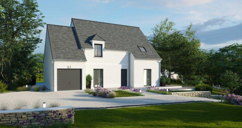 Maisons du constructeur MAISONS PIERRE AULNAY 1 • 131 m² • NEUILLY PLAISANCE
