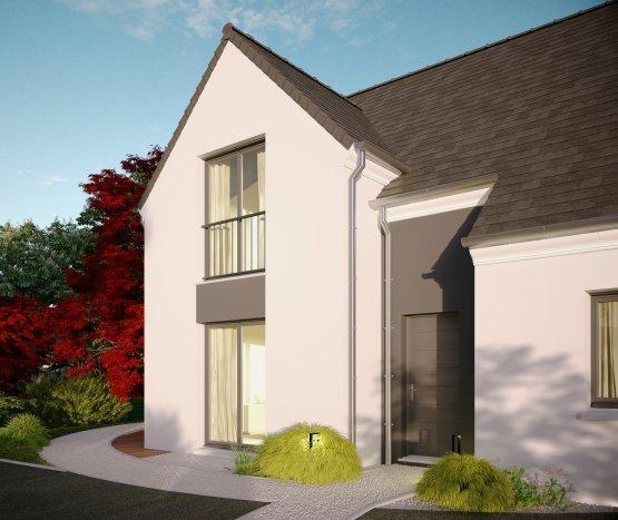 Maisons du constructeur MAISONS PIERRE AULNAY 1 • 115 m² • NEUILLY PLAISANCE