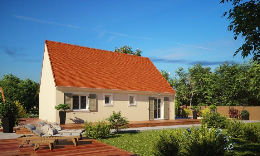 Maisons du constructeur MAISONS PIERRE ORLEANS • 84 m² • FAY AUX LOGES