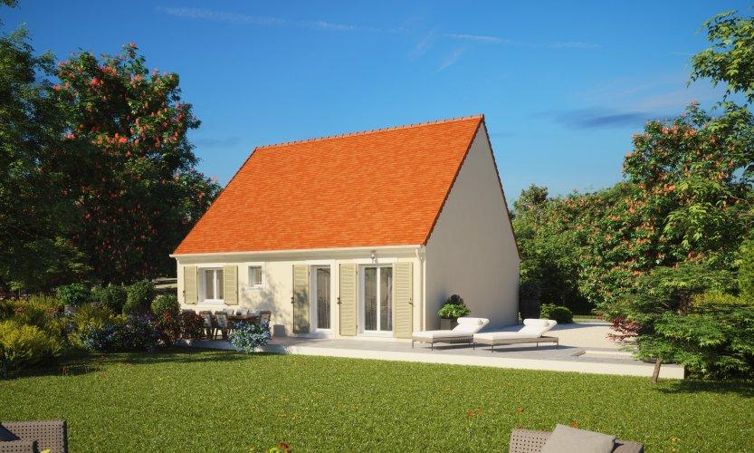 Maisons du constructeur MAISONS PIERRE ORLEANS • 77 m² • TRAINOU