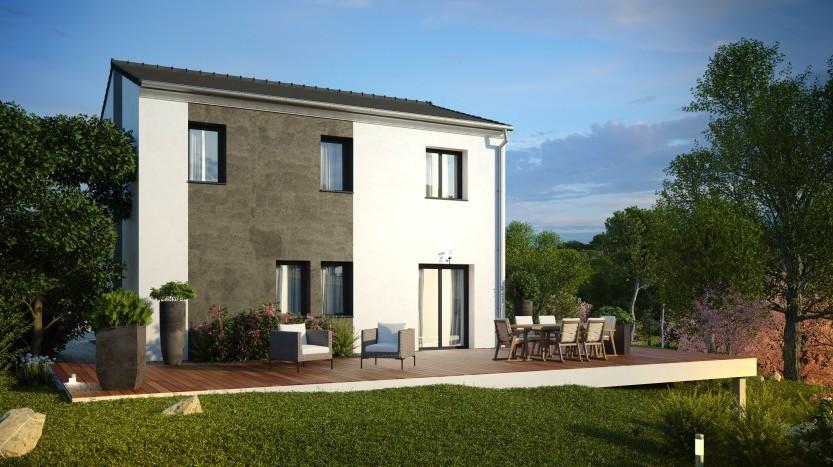 Maisons du constructeur MAISONS PIERRE MOISSY • 95 m² • BOMBON