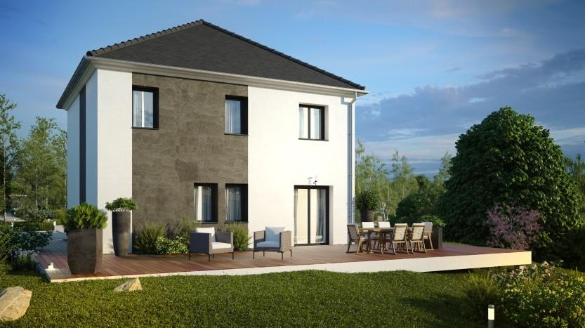 Maisons du constructeur MAISONS PIERRE • 95 m² • LES BREVIAIRES