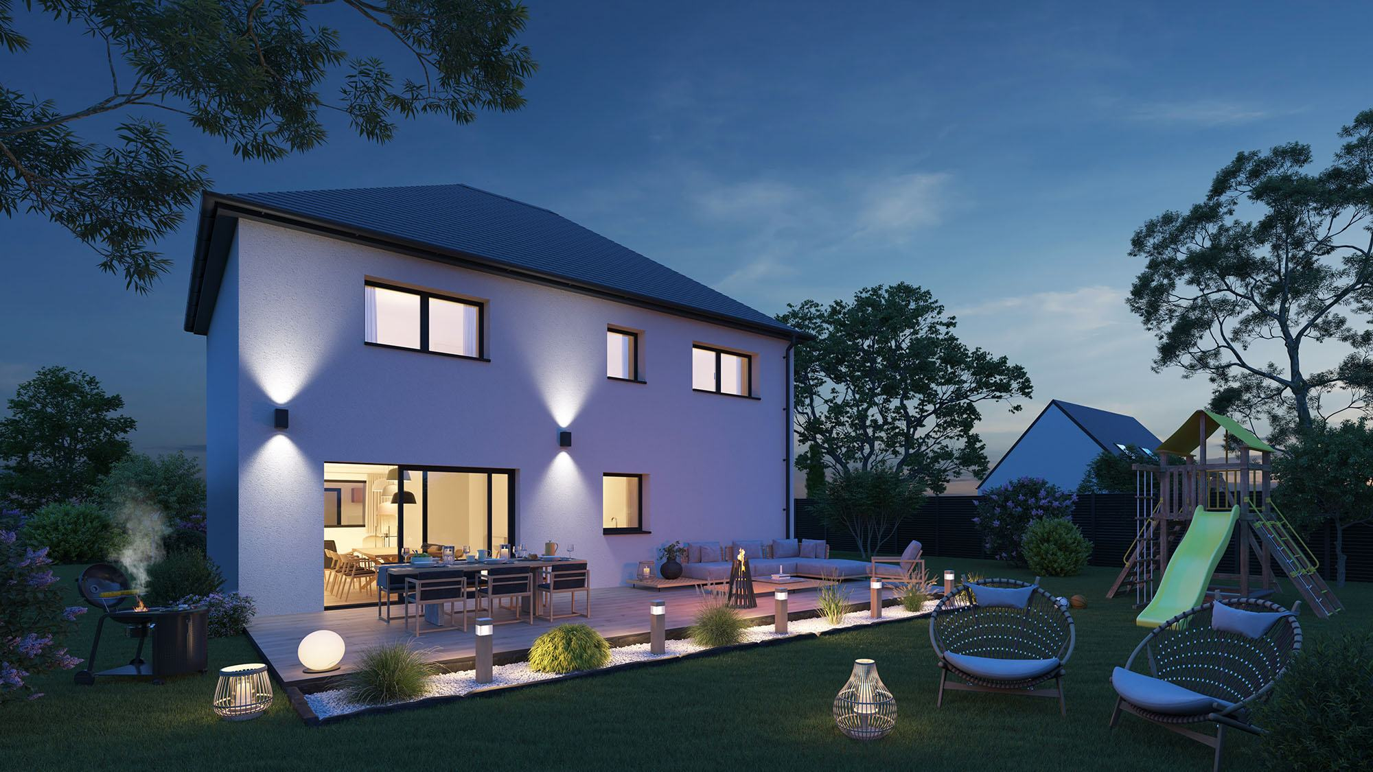 Maisons + Terrains du constructeur Maison Castor Amiens • 116 m² • JUMEL
