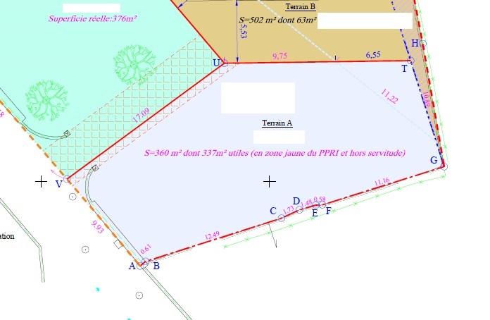 Terrains du constructeur LIONEL PENANT IMMOBILIER • 360 m² • VILLES SUR AUZON