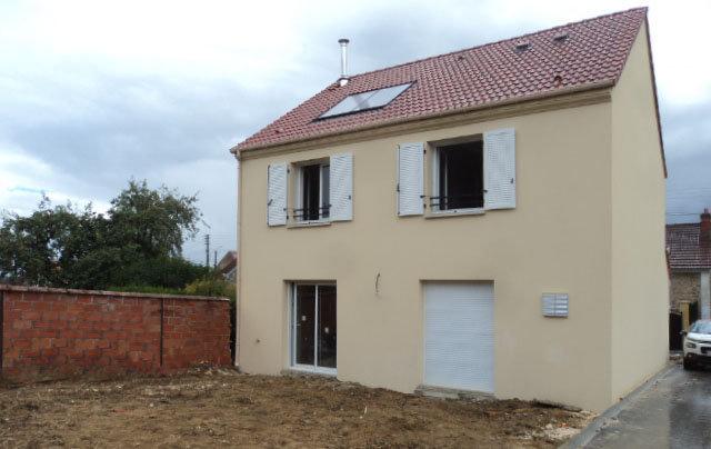Maisons du constructeur MAISONS PIERRE • 104 m² • VILLEPINTE