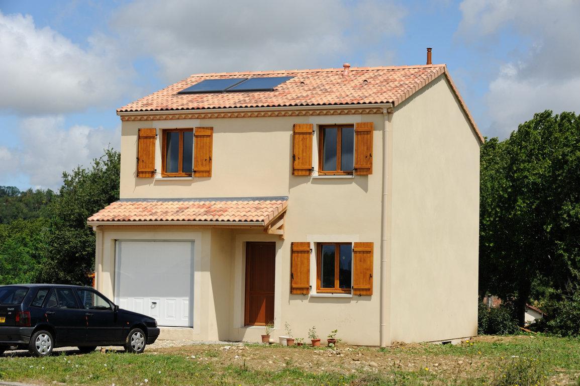 Maisons du constructeur MAISONS PIERRE • 96 m² • SEVRAN