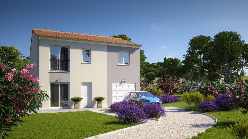 Maisons du constructeur MAISONS PIERRE • 95 m² • AULNAY SOUS BOIS