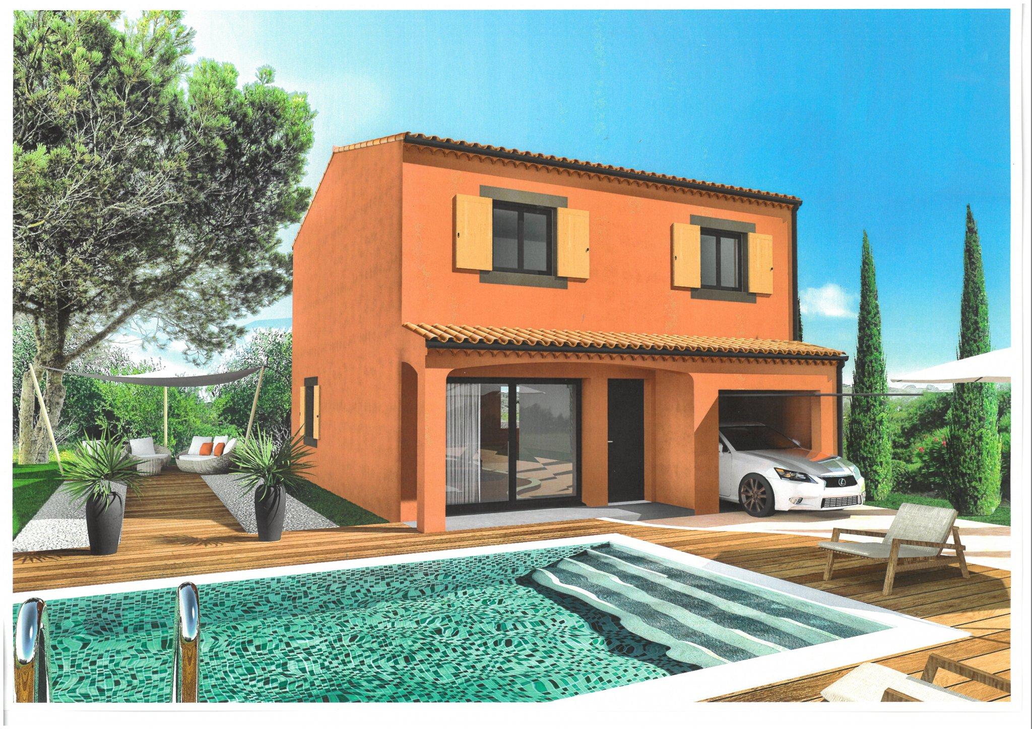 Maisons du constructeur ALPHA VILLAS • 80 m² • ENTRAIGUES SUR LA SORGUE