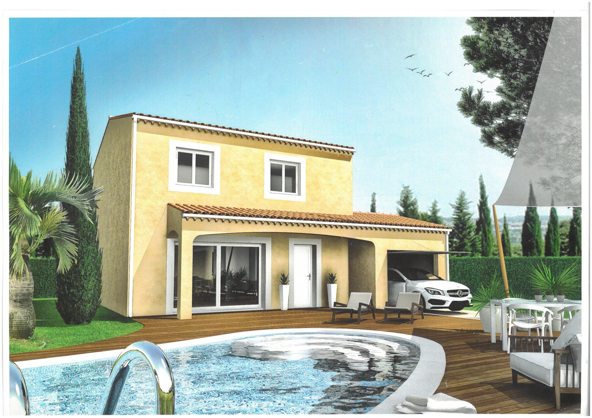 Maisons du constructeur ALPHA VILLAS • 80 m² • MONTFAVET