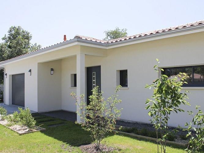 Maisons du constructeur ALPHA VILLAS • 88 m² • CHATEAUNEUF DE GADAGNE