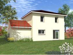 Maisons du constructeur TRADYBEL RHONE • 112 m² • L'ISLE D'ABEAU