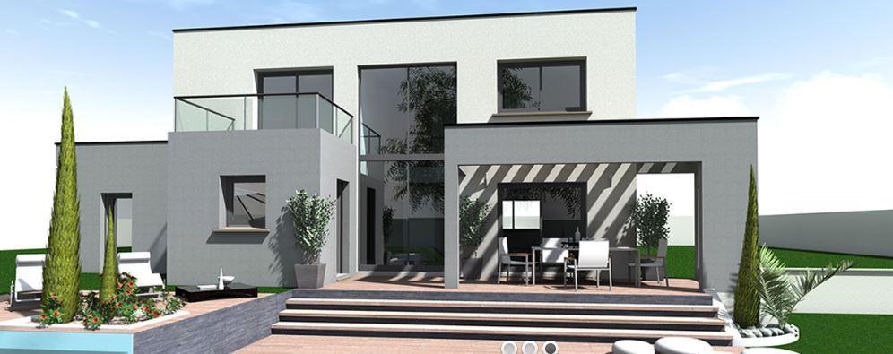 Maisons du constructeur TRADYBEL RHONE • 140 m² • TERNAY