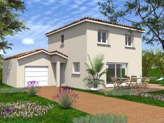 Maisons du constructeur TRADYBEL RHONE • 100 m² • GUEREINS