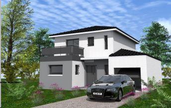 Maisons du constructeur TRADYBEL RHONE • 110 m² • LIERGUES