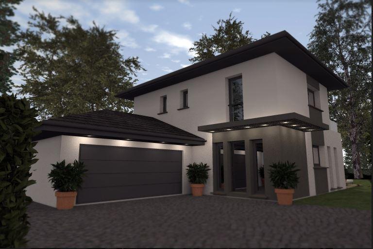 Maisons du constructeur TRADYBEL RHONE • 100 m² • LACENAS