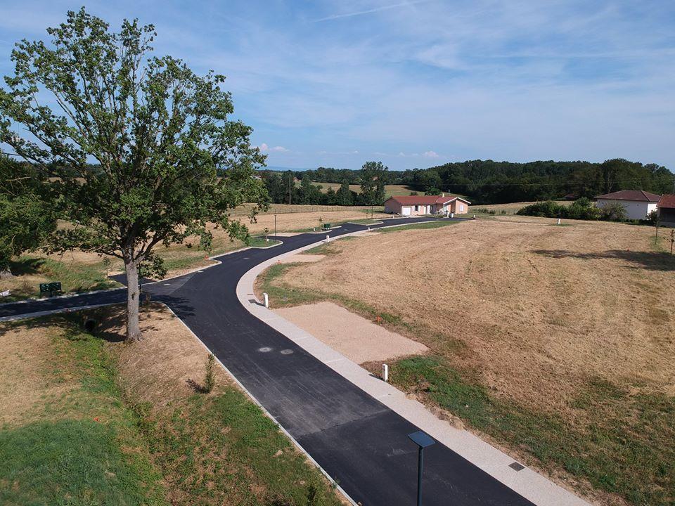Terrains du constructeur TRADYBEL RHONE • 600 m² • CHAVEYRIAT