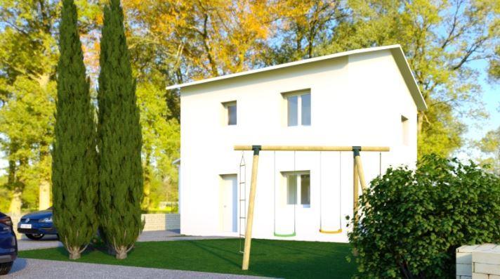 Maisons du constructeur TRADYBEL RHONE • 91 m² • MONTAGNY