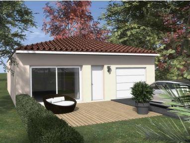 Maisons du constructeur TRADYBEL RHONE • 88 m² • VAUX EN BUGEY