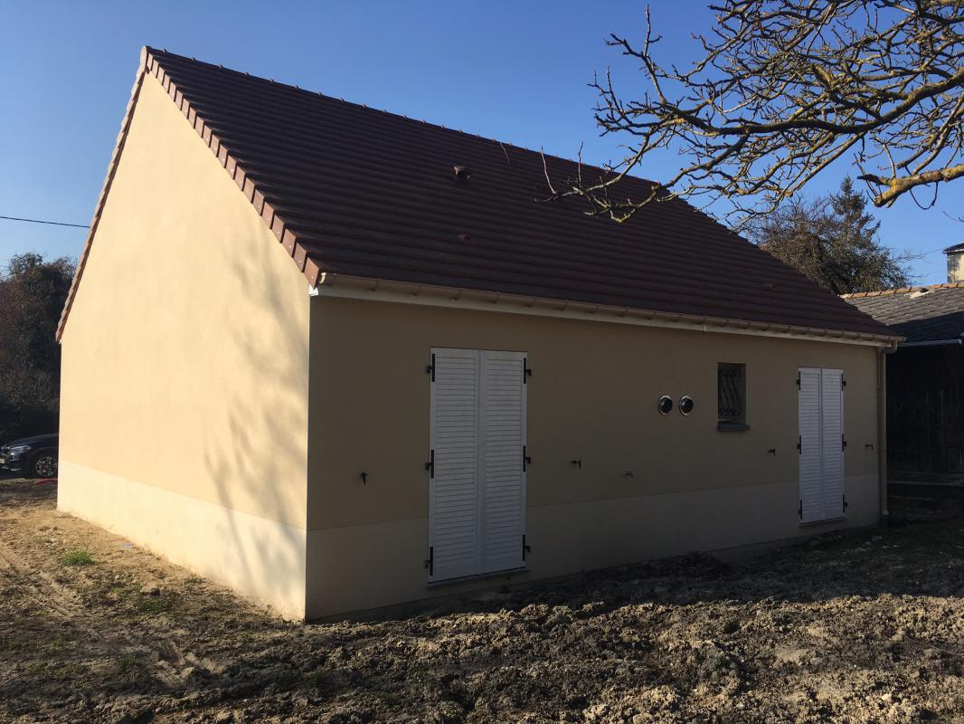 Maisons du constructeur MAISONS PIERRE AMIENS • 55 m² • MOREUIL
