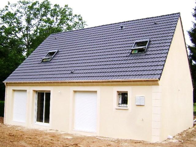 Maisons du constructeur MAISONS PIERRE AMIENS • 89 m² • CAIX