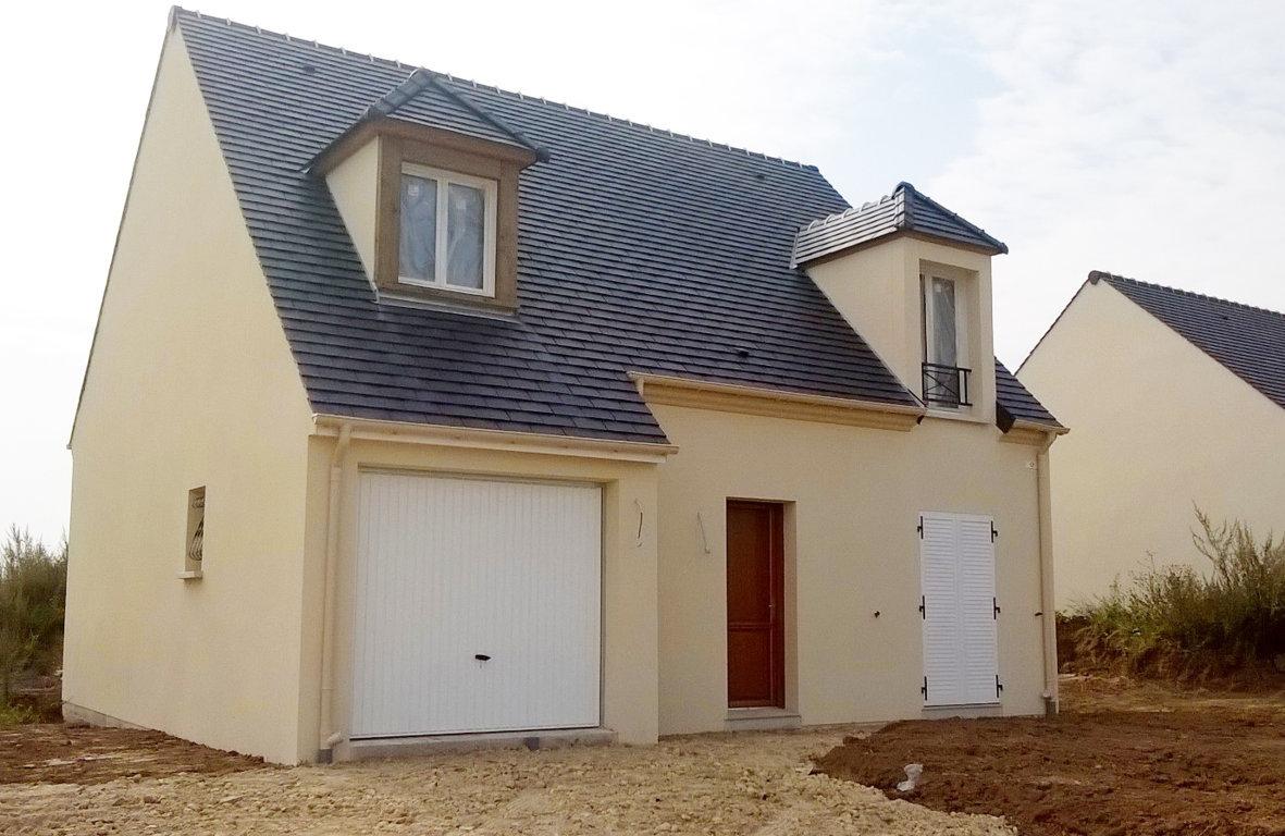 Maisons du constructeur MAISONS PIERRE • 96 m² • MOLLIENS AU BOIS