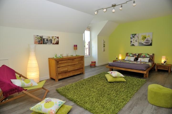 Maisons du constructeur MAISONS PIERRE • 96 m² • MAGNY LES HAMEAUX
