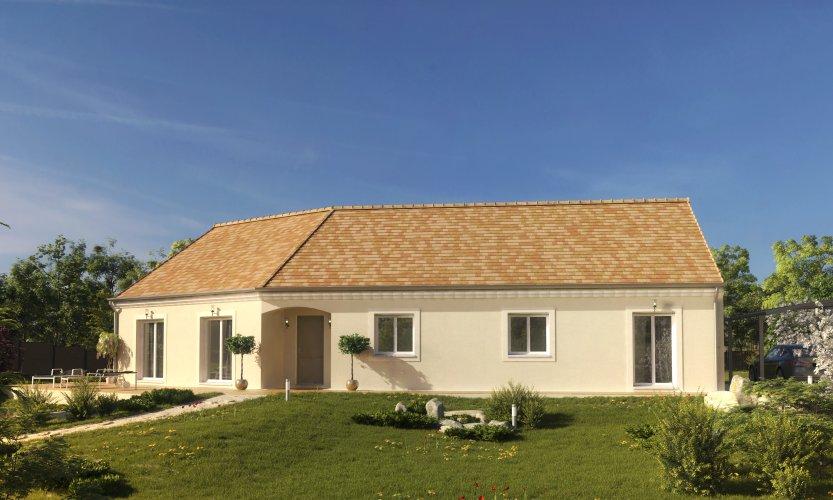 Maisons du constructeur MAISONS PIERRE SENS • 136 m² • SEIGNELAY