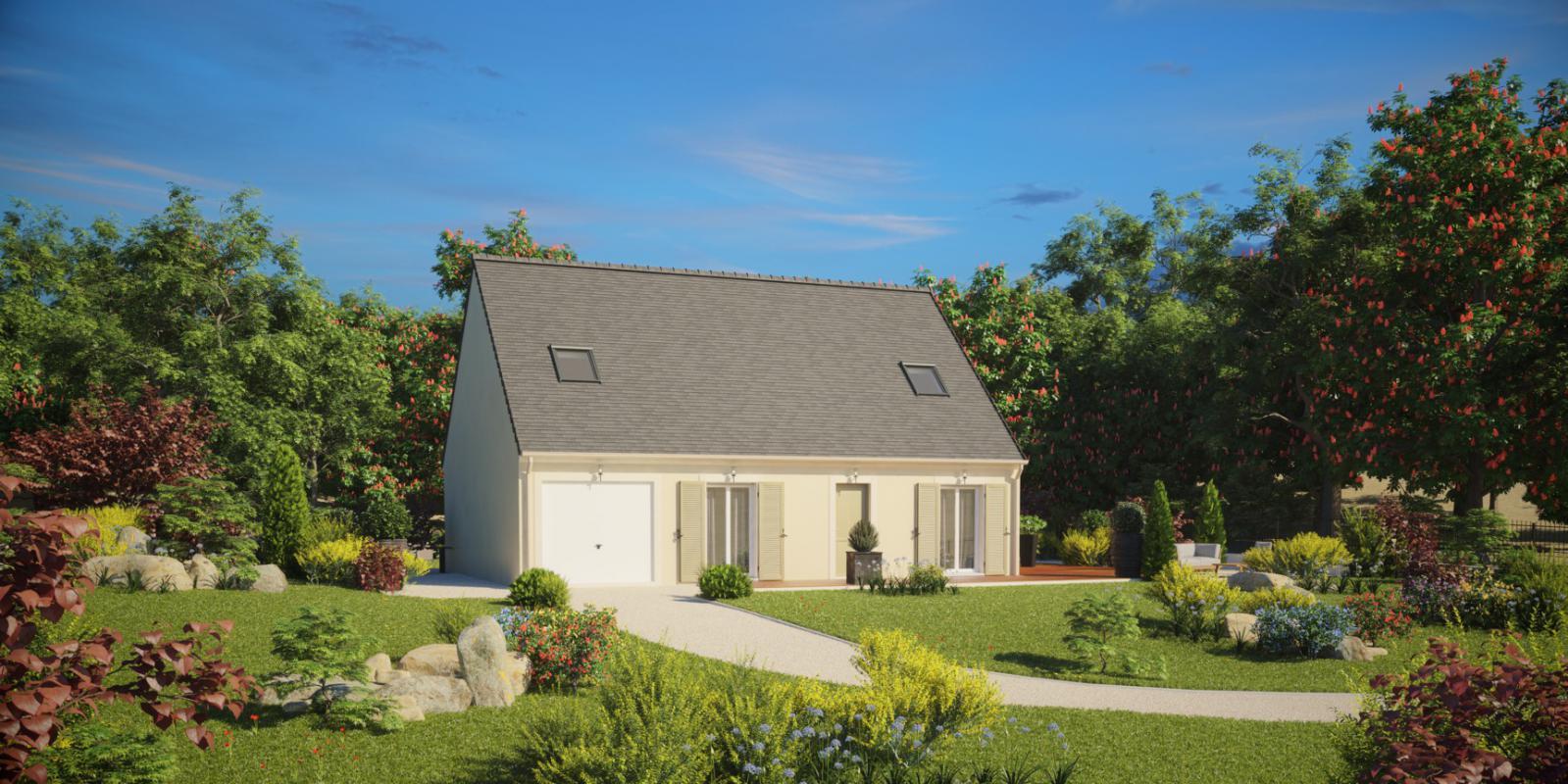 Maisons du constructeur MAISONS PIERRE SENS • 115 m² • PONT SUR YONNE