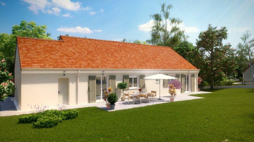 Maisons du constructeur MAISONS PIERRE SENS • 111 m² • SERGINES
