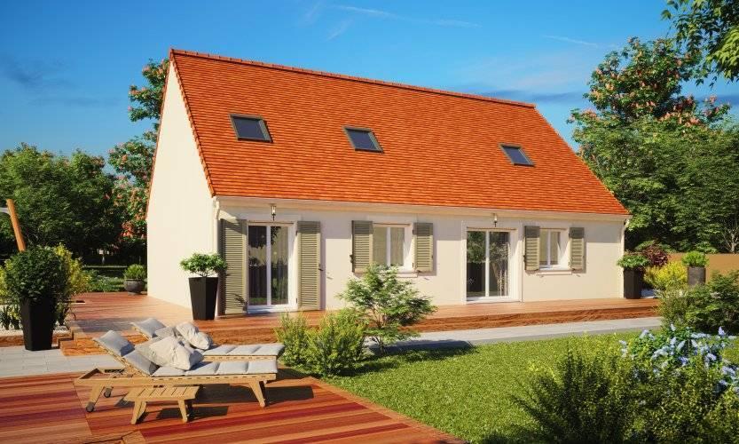 Maisons du constructeur MAISONS PIERRE SENS • 132 m² • VERON