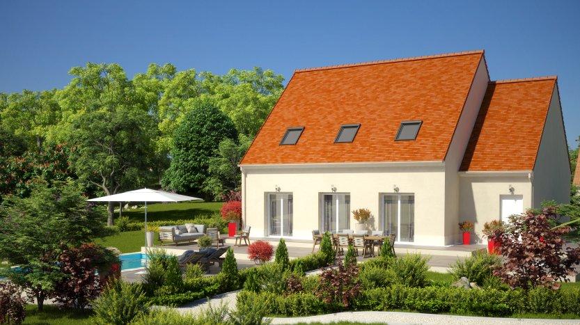 Maisons du constructeur MAISONS PIERRE SENS • 131 m² • SEIGNELAY