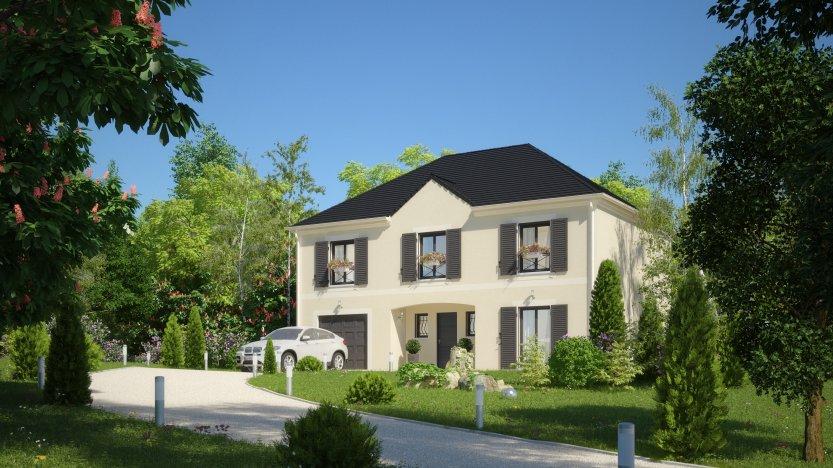 Maisons du constructeur MAISONS PIERRE CHARTRES • 151 m² • CHARTRES