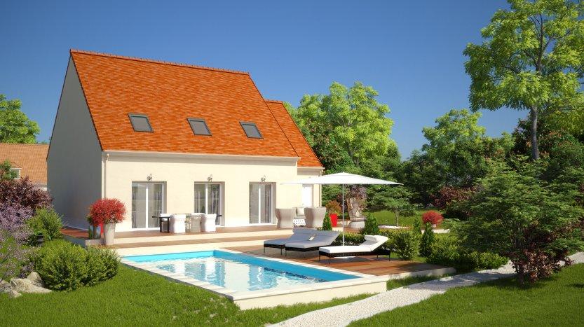 Maisons du constructeur MAISONS PIERRE CHARTRES • 121 m² • PIERRES