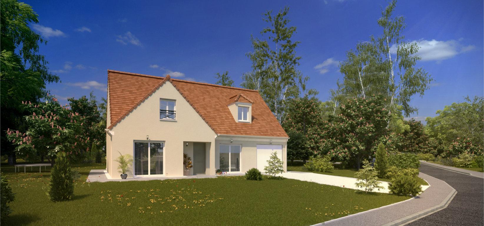 Maisons du constructeur MAISONS PIERRE CHARTRES • 128 m² • THIVARS