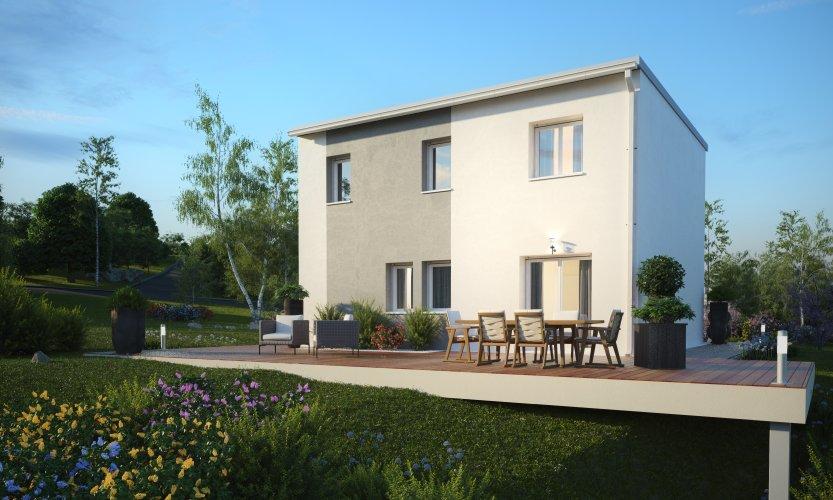 Maisons du constructeur MAISONS PIERRE • 110 m² • ORLEANS