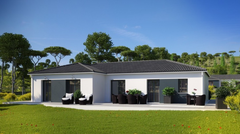 Maisons du constructeur MAISONS PIERRE LA ROCHE SUR YON • 112 m² • NESMY